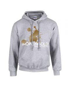 Hoodie Möwengold