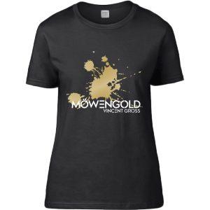 Girlie Shirt Möwengold