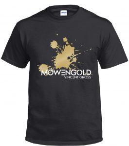 T-Shirt Möwengold